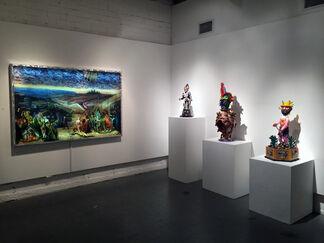 Einar and Jamex De La Torre: QUEMANDO LAS NAVES, installation view