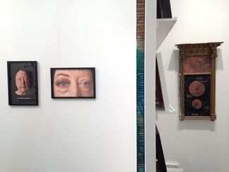 P.P.O.W at The Armory Show 2015, installation view