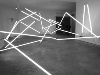 Monika Wulfers: Lines, installation view