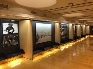 Aho Soldan Foundation at Photo London 2020, installation view