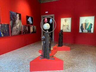The Past, The Present and The In Between - Pavilion of Mozambique at Biennale di Venezia 2019, installation view