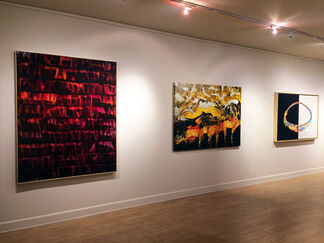 Robert Dunahay, installation view