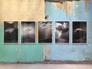 Tres variaciones sobre un mismo tema, installation view