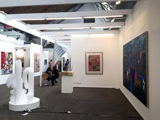 Baró Galeria at Art Brussels 2016, installation view