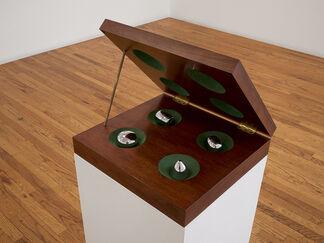Richard Artschwager, installation view