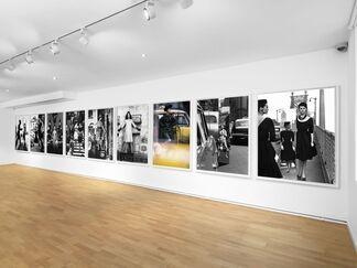 WILLIAM KLEIN FASHION PHOTOS, installation view