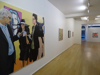 12 New Yorkers  (b. 40's - 50's), installation view