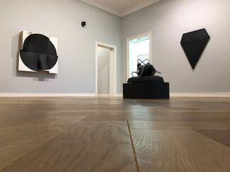Black, installation view