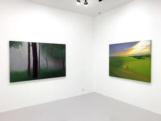 Douglass Freed: Mystical Light, installation view