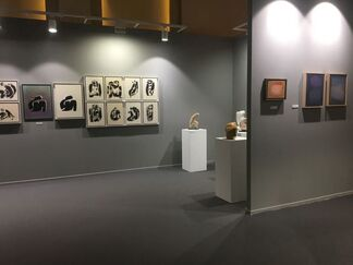 Mark Hachem Gallery at Art Dubai 2018, installation view