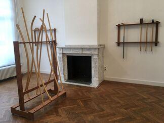 Annie Gentils at Art Brussels 2021, installation view