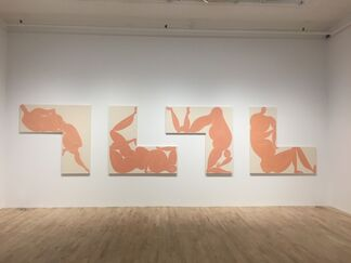 GIOVANNI GARCIA-FENECH - New Paintings, installation view