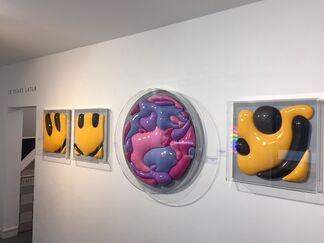 10 Years Later, installation view