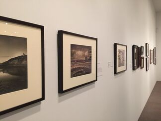 Portals of the Past: The Photographs of Willard Worden, installation view