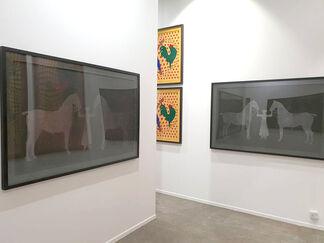 Sanat Initiative at Art Dubai 2018, installation view