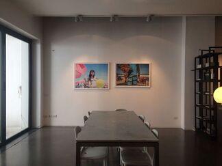 Like a Samba, installation view