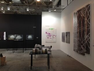 Art Front Gallery at Art Stage Singapore 2015, installation view