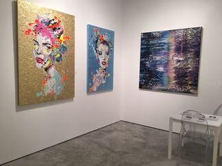 SOL Art Gallery at Art Wynwood 2018, installation view
