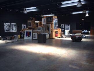 Art+Design at the Rudolf Budja Gallery, Miami, installation view