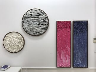 Galerie NOEJ at ASIA NOW 2017, installation view
