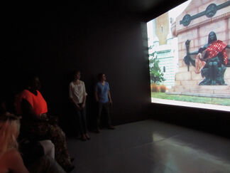 Yvonne Osei: Africa Clothe Me Bare, installation view
