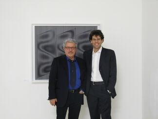 ALBERTO BIASI. Optical-dynamic Reliefs, installation view