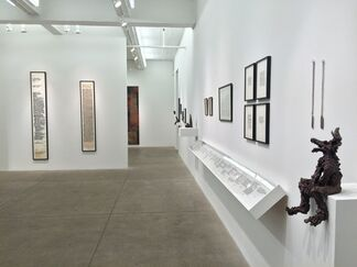 Voices, installation view