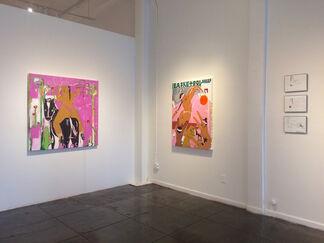 Monica Kim Garza : Jangalang, installation view