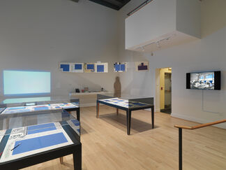 Raqs Media Collective: A Myriad Marginalia, installation view