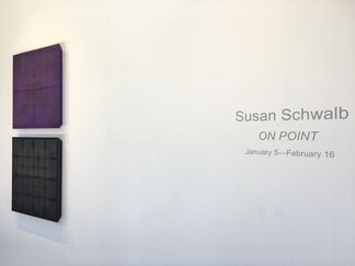 ON POINT, installation view