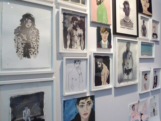 Less is More Projects at YIA Art Fair 2015, installation view