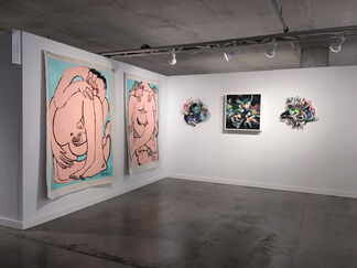 Hashimoto Contemporary at Miami Project 2016, installation view
