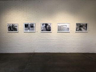 Abstraction/Obstruction, installation view