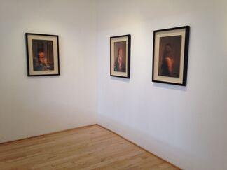 Ryan McCann | Random Acts of Fire, installation view