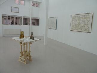 ARCHEOLOGIE DU PRESENT, installation view