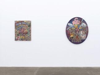 Ivan Morley, installation view