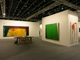 Tina Keng Gallery at Abu Dhabi Art 2013, installation view