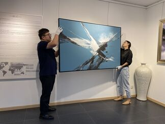 Exploration - Thomas Leung, installation view