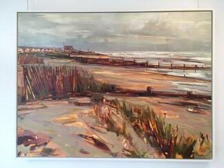 Katharine Le Hardy: Boardwalks, Huts, Jettys & Groynes, installation view