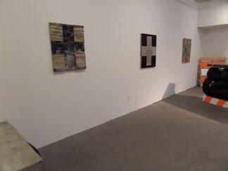 Chris Esposito: Elemental Ground, installation view
