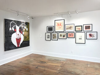 Garance: Big Smile, installation view
