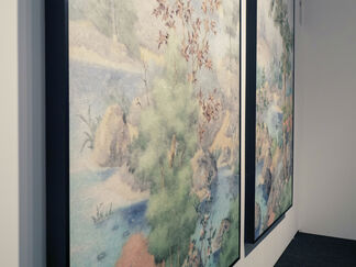 Zeng Jianyong: works from 2015 to the present, installation view