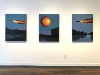 Sean William Randall: On The Horizon, installation view
