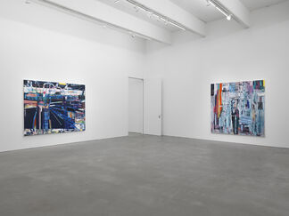 Tomory Dodge, installation view
