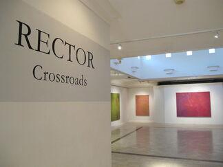 Crossroads, installation view