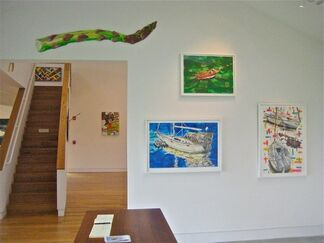 Roger Kizik, installation view