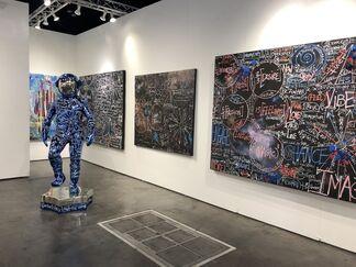 Contessa Gallery at Texas Contemporary 2018, installation view
