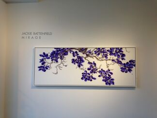 M I R A G E - new paintings by Jackie Battenfield, installation view