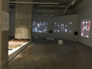 From Sound to Silence, installation view