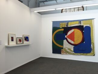 balzer projects at Art Brussels 2016, installation view
